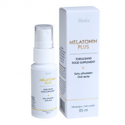 Biaks Melatonin Plus Spray