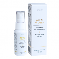 Biaks Multivitamin Spray